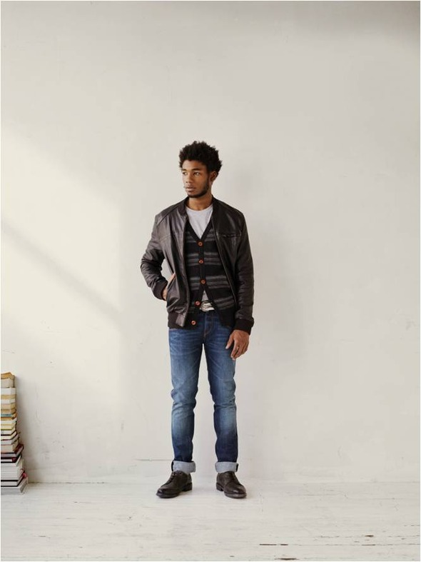 Lookbook: Levi's Red Tab Men FW'12. Изображение № 2.