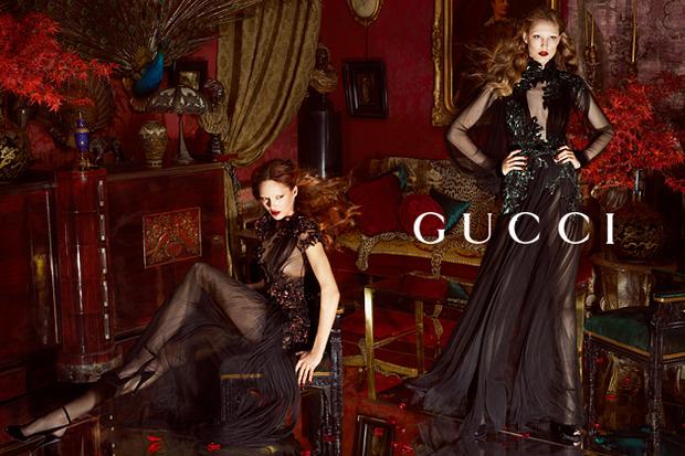 Вышли новые кампании Gucci, Eleven Paris, Forever 21, Moschino и Tomboy. Изображение № 30.