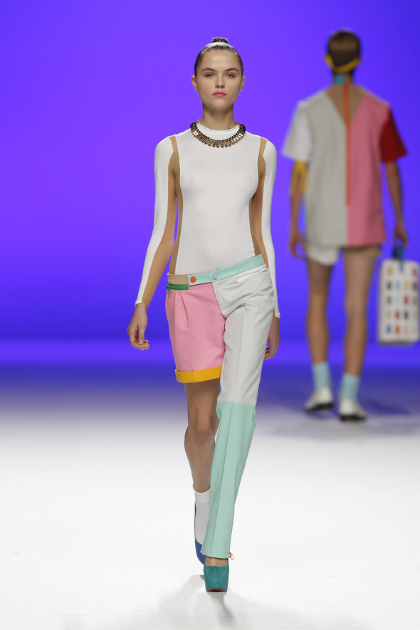 Madrid Fashion Week SS 2012: Davidelfin. Изображение № 7.