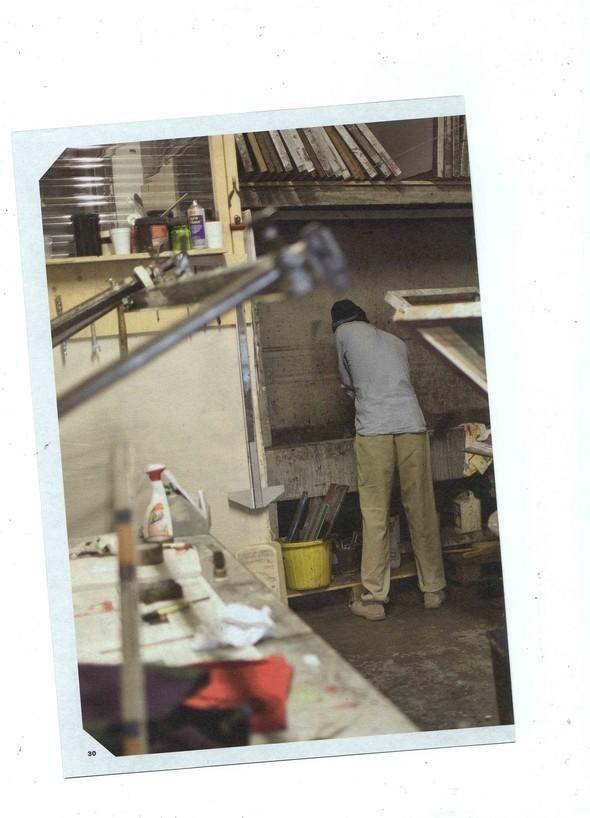 Лукбук Dickies FW 2011. Изображение № 13.