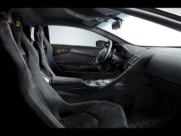 Lamborghini Murcielago LP670–4 SuperVeloce. Изображение № 3.
