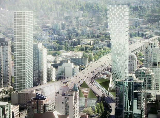 Vancouver House по проекту Bjarke Ingels Group. Изображение № 14.