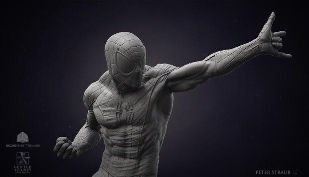 Человек-паук. Изображение № 1.