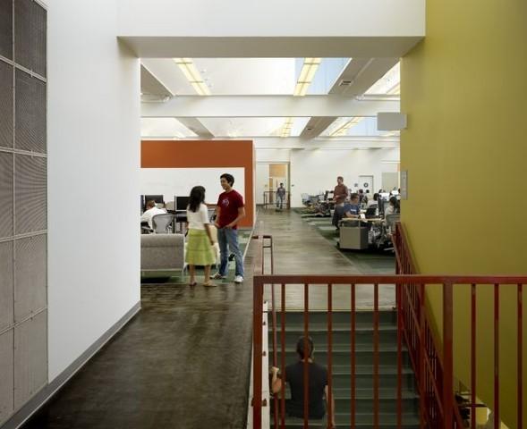 Офис Facebook вПало-Альто. Изображение № 3.