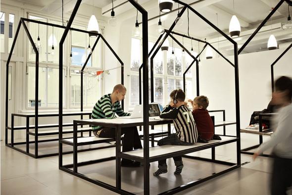 Экспериментальная школа в Стокгольме. Изображение № 2.