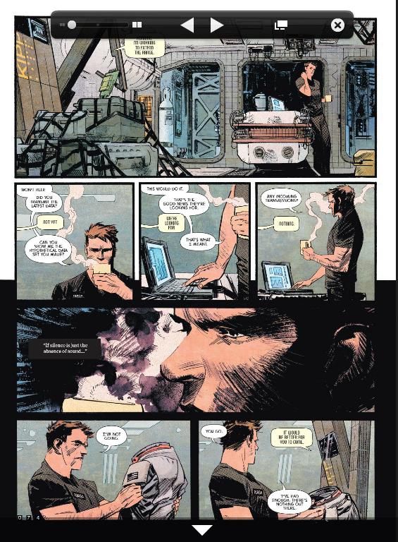 В Сеть выложили комикс-приквел к «Интерстеллару». Изображение № 6.