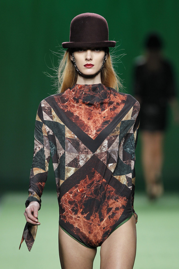 Madrid Fashion Week A/W 2012: Martin Lamothe. Изображение № 10.