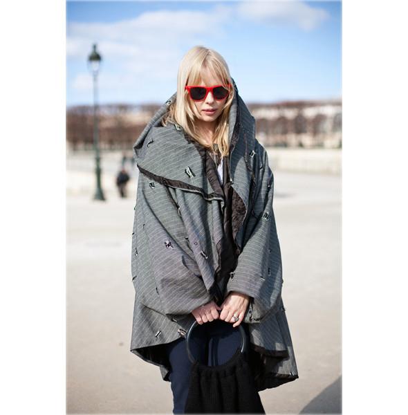 Луки с Недели моды в Париже. Изображение № 14.