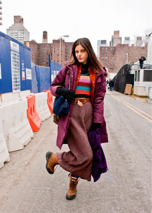 City Looks: Стиль моделей в блоге Bonae L'Amour. Изображение № 3.