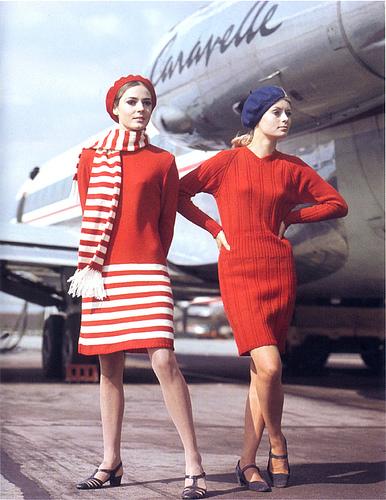 Мода Восточной Германии. Шестидесятые. Изображение № 7.