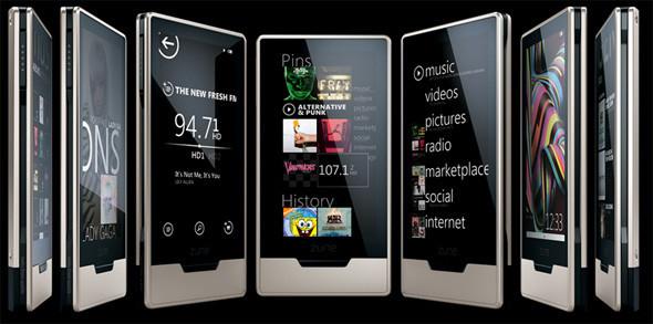 Концепт «Метро» Windows Phone 7 Series. Изображение № 2.