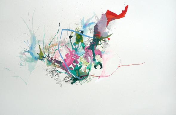 Точка, точка, запятая: 10 современных абстракционистов. Изображение № 31.