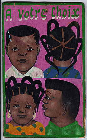 African Hairlooks. Изображение № 20.