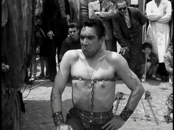 Дорога Федерико Феллини 1954
