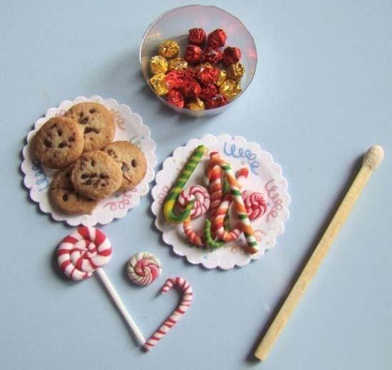 Еда в миниатюре. Изображение № 28.