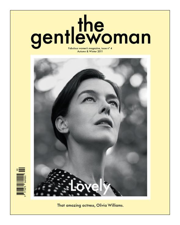 Обложки: The Gentlewoman, i-D и другие. Изображение № 1.
