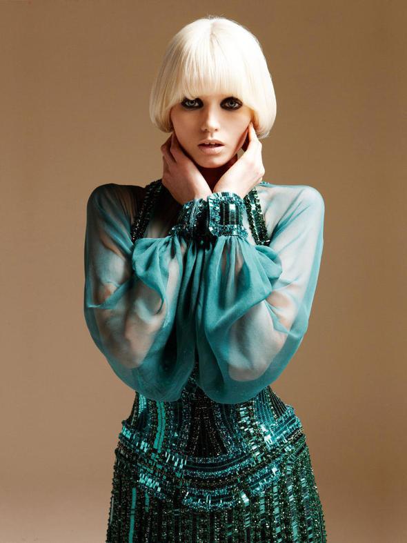 Изображение 119. Лукбуки: Atelier Versace, Sandro, Sonia by Sonia Rykiel и другие.. Изображение № 8.
