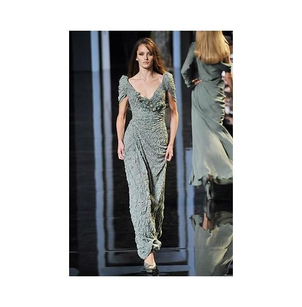 Показы Haute Couture FW 2010. Изображение № 53.