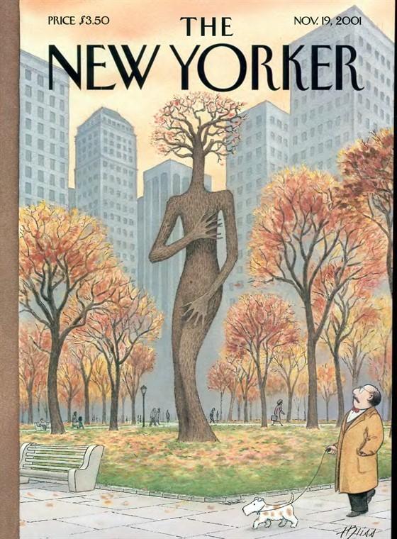 Обложки TheNew Yorker. Изображение № 77.