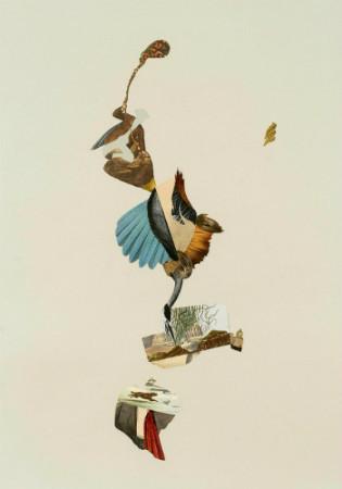 Клей, ножницы, бумага: 10 современных художников-коллажистов. Изображение № 68.