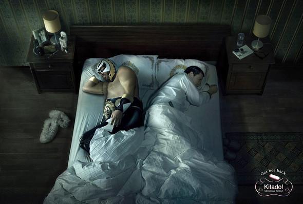 Сексизм в рекламе. Изображение № 4.