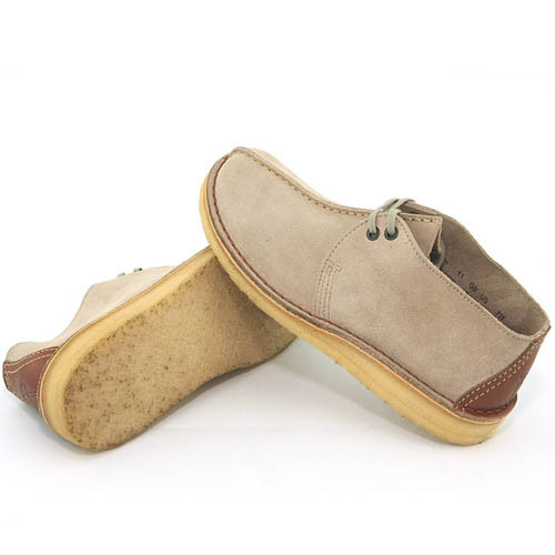 Clarks Originals Desert Trek. Изображение № 3.
