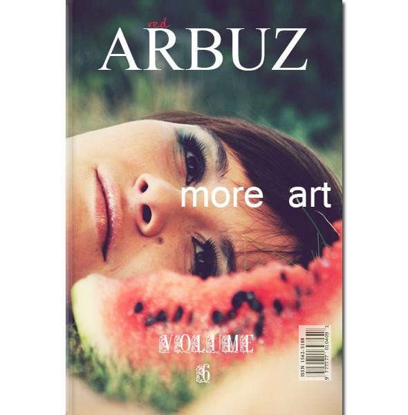 Бах. Журнал ARBUZ. Volume 6. Изображение № 1.