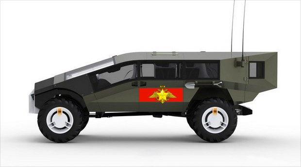Редизайн: Новый логотип Российской армии. Изображение № 10.