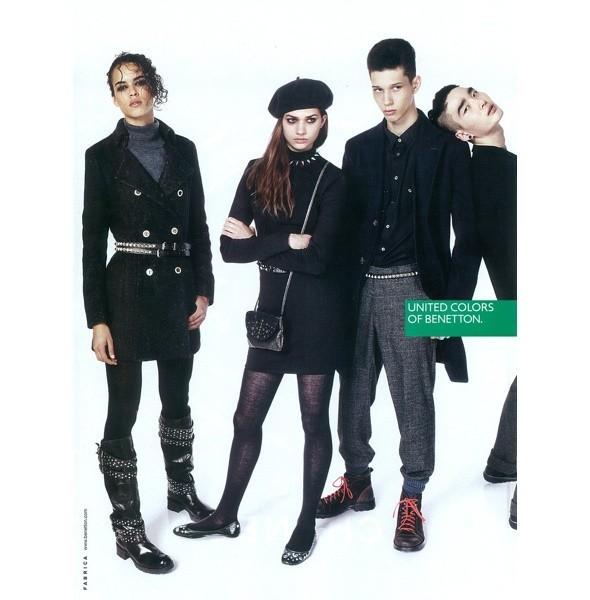 Новые рекламные кампании: Benetton, Gap и Topshop. Изображение № 2.