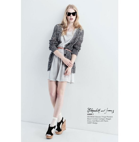 Лукбуки: Zara, Topshop и Elizabeth & James. Изображение № 55.