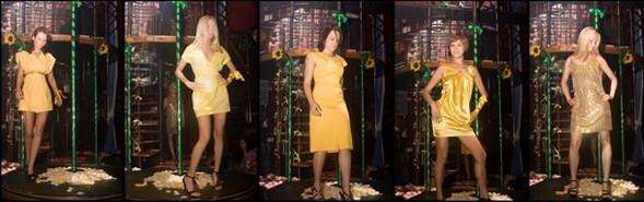 Дебютная коллекция платьев модельера Diana Siruk. Изображение № 2.