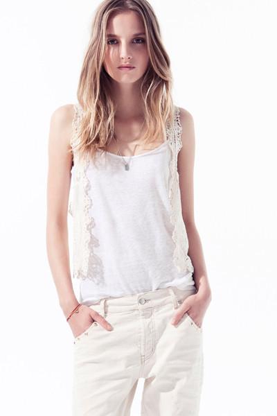 Лукбуки: H&M, Free People, Mango и Zara. Изображение № 59.