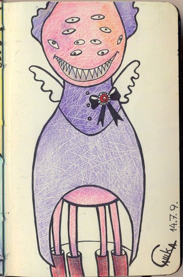 Молескин. Изображение № 36.