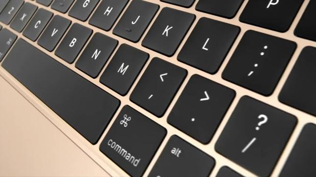 Apple представила новый 12-дюймовый макбук . Изображение № 4.