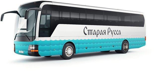 «Студия Артемия Лебедева» выложила логотип Старой Руссы. Изображение № 2.