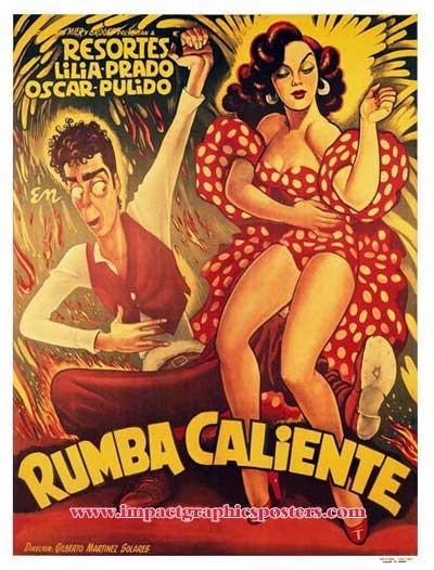 Румба с привкусом Кубы . Изображение № 2.