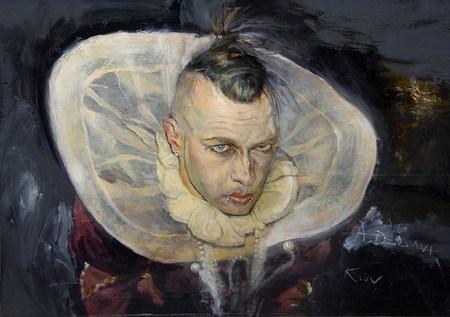 Картины маслом отКента Уильямса. Изображение № 9.