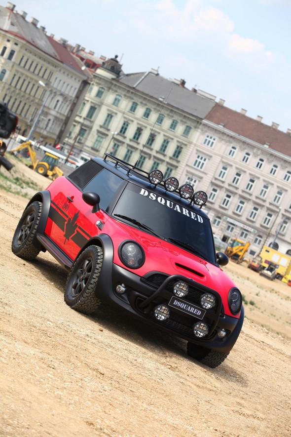 Благотворительный бал Life Ball в Вене совместно с MINI 19/05/2012. Изображение № 9.