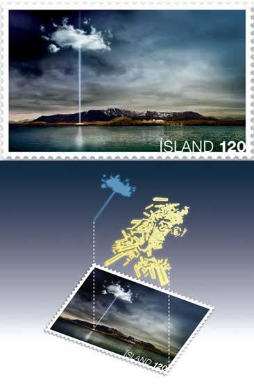 10 Самых необычных почтовых марок 2008. Изображение № 3.