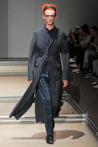Неделя мужской моды в Париже: День 3. Изображение № 11.