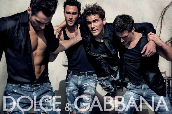 Dolce & Gabbana SS 2010. Изображение № 3.