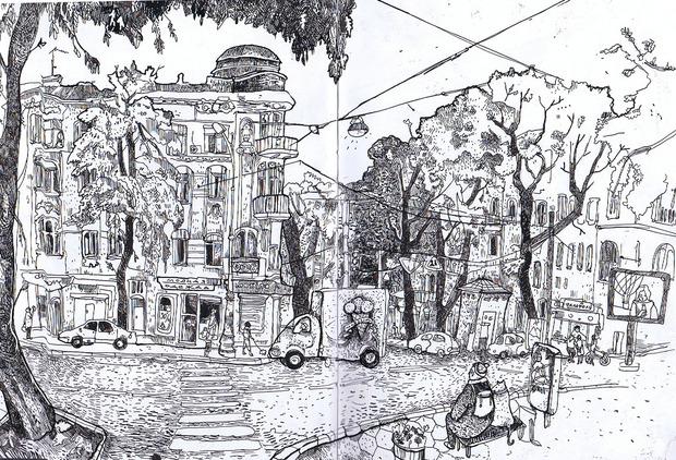 Одесса в картинках.. Изображение № 2.