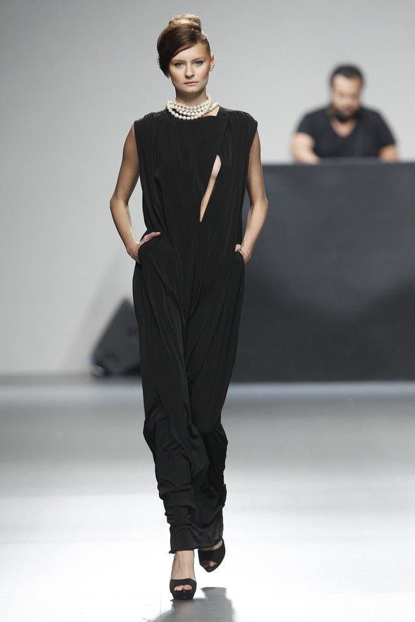 Madrid Fashion Week A/W 2012: Juana Martin. Изображение № 29.