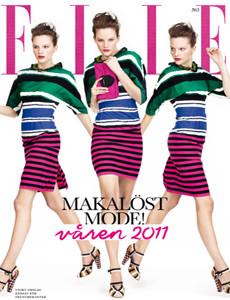 Изображение 22. Весенне-летняя коллекция Prada на обложках и в блогах.. Изображение № 25.