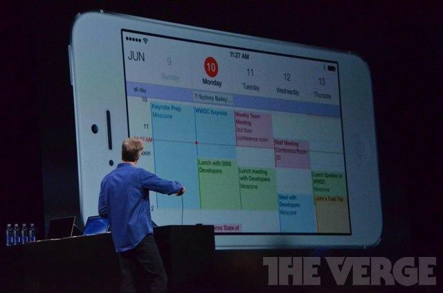Трансляция: Apple представляет новую iOS и другие продукты. Изображение № 22.