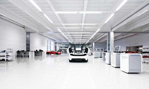Технологический центр McLaren. Изображение № 1.