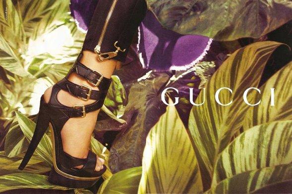 Gucci SS09 byInez & Vinoodh. Изображение № 7.