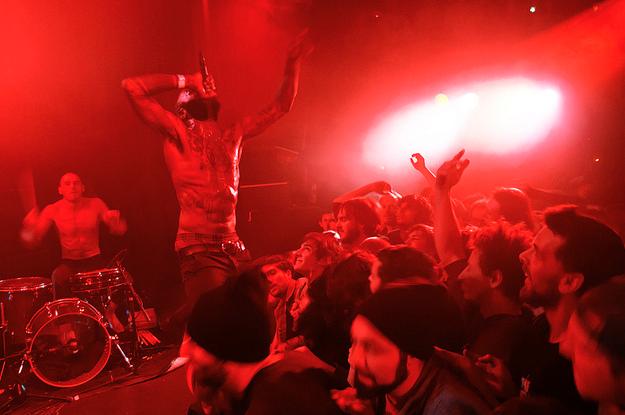 Death Grips via Flickr/Libertinus. Изображение № 1.