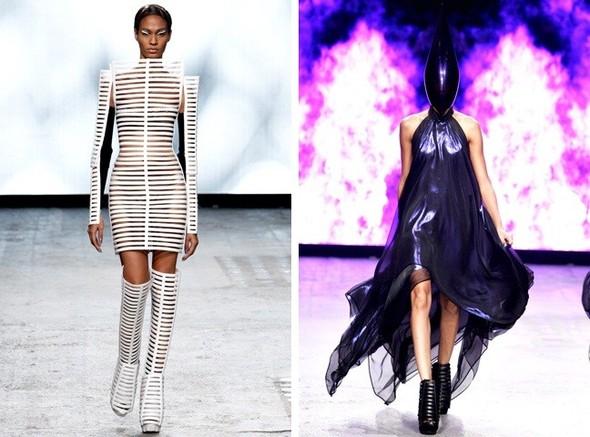 Показы Paris Fashion Week SS 2012: День 2. Изображение № 8.