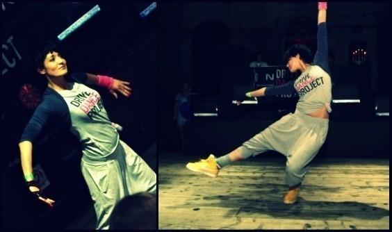 Изображение 7. Одеваемся к приезду британских хореографов Drive Dance Project.. Изображение № 7.